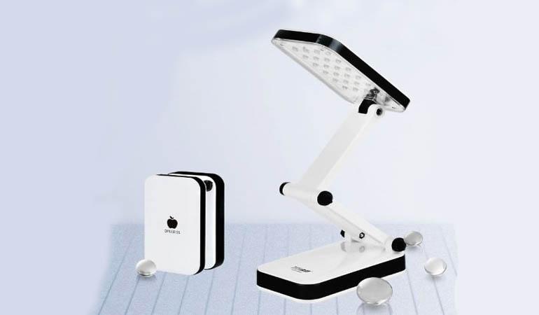 Foldable Desk Lamp Rechargeable Portable